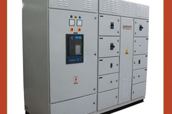 Distribution and Control panels
