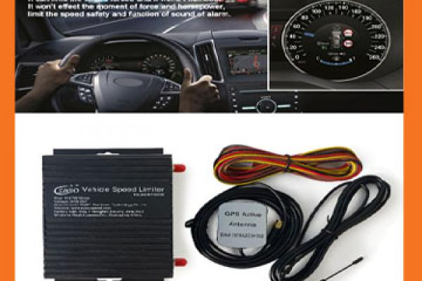 Vehicle Speed Limiters & GPS Tracker